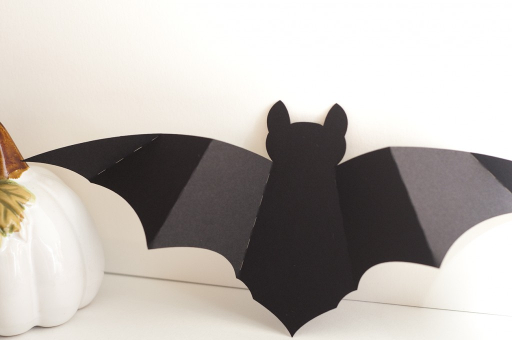 Silhouette Cameo 3d Bat Cut Outs