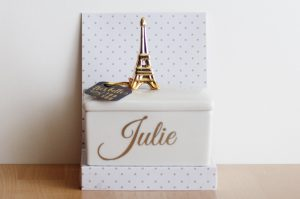 Silhouette Cameo Jewelry Box