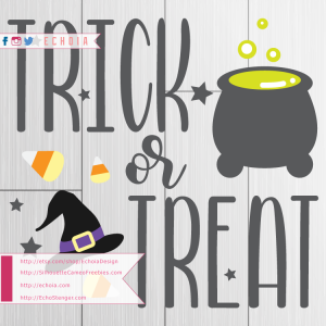 Trick or Treat-SilhouetteCameoFreebies
